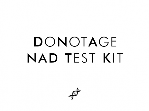 At Home NAD Test Kit